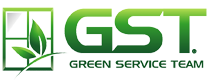 green service team logo
